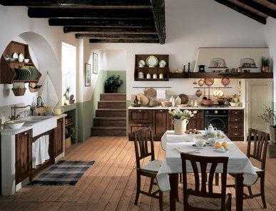 Итальянская кухня VERA 05 фабрики Tre.O Kitchens
