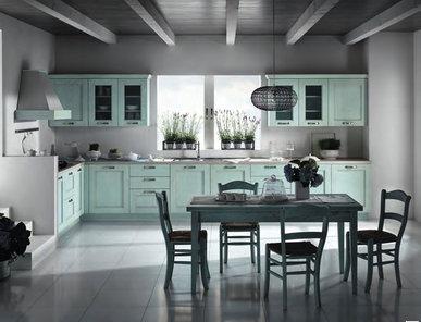 Итальянская кухня TULAY 05 фабрики Tre.O Kitchens