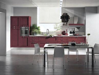 Итальянская кухня TULAY 06 фабрики Tre.O Kitchens