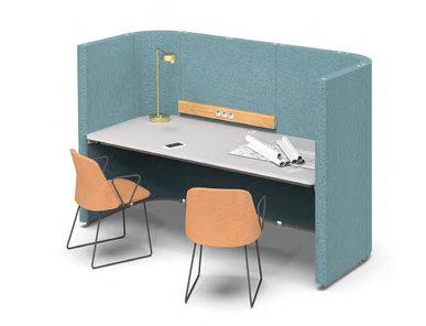 Письменный стол Rondo фабрики LANDE