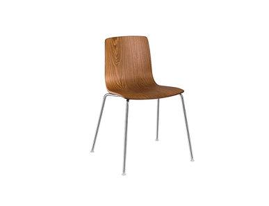 Итальянский стул Aava 4 legs фабрики ARPER