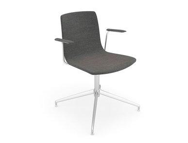 Итальянский стул Aava Trestle on glides фабрики ARPER