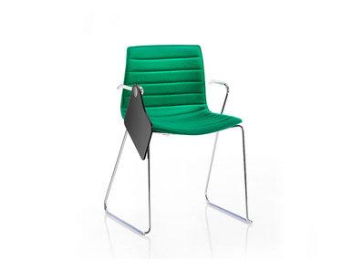 Итальянский стул Catifa 46 Technical sled фабрики ARPER