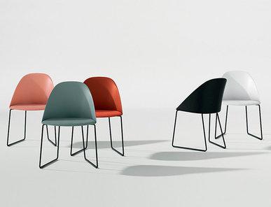 Итальянский стул Cila sled фабрики ARPER