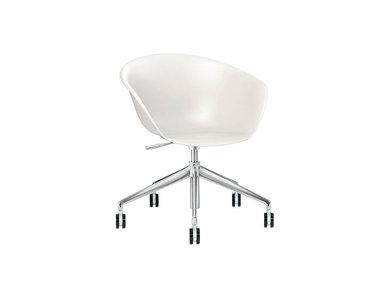 Итальянский стул Duna 02 5 ways swivel фабрики ARPER