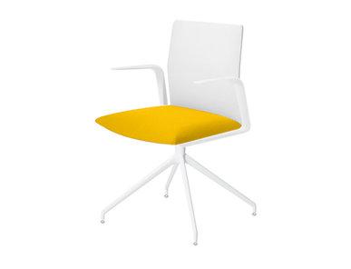 Итальянский стул Kinesit Trestle swivel фабрики ARPER