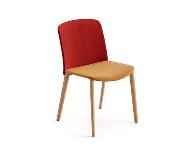 Итальянский стул Mixu 4 wood legs фабрики ARPER
