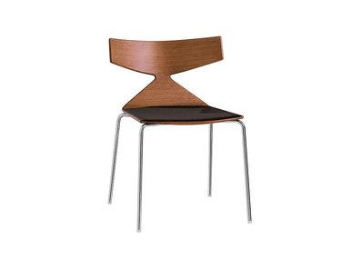 Итальянский стул Saya 4 legs фабрики ARPER