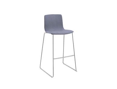 Итальянский барный стул Aava Sled фабрики ARPER