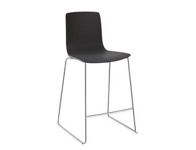 Итальянский барный стул Aava Sled 100cm фабрики ARPER