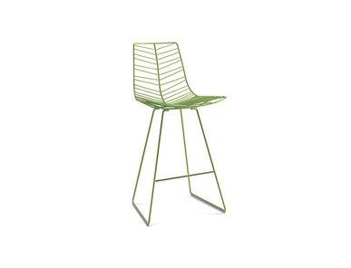 Итальянский барный стул Leaf 103cm фабрики ARPER