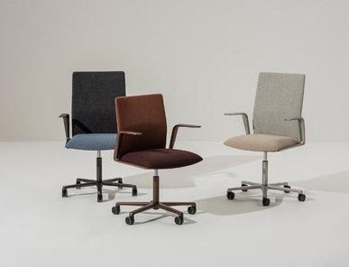 Итальянское кресло Kinesit Met Task 5 ways фабрики ARPER