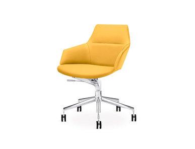 Итальянское кресло Aston 5 ways, low backrest фабрики ARPER