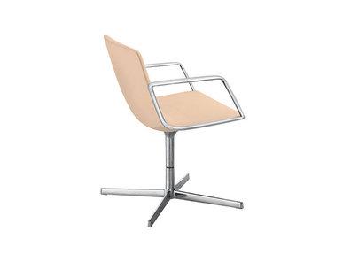 Итальянское кресло Catifa Sensit 4 ways, low backrest фабрики ARPER