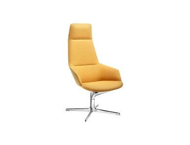 Итальянское кресло Aston Lounge 4 ways фабрики ARPER