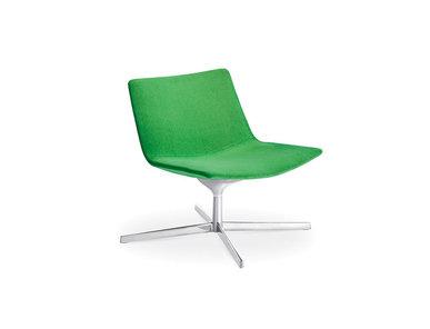 Итальянское кресло Catifa 60 Lounge 4 ways фабрики ARPER
