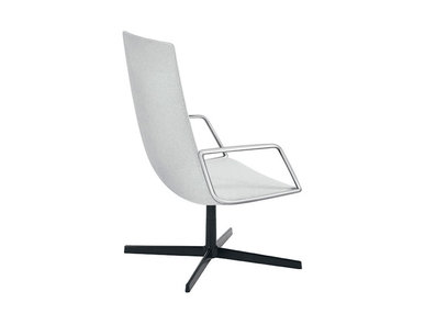 Итальянское кресло Catifa Sensit Lounge 4 ways фабрики ARPER