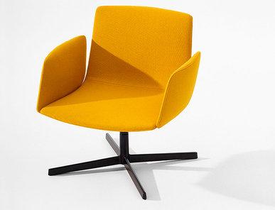 Итальянское кресло Catifa Sensit Lounge 4 ways, low backrest фабрики ARPER