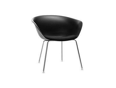 Итальянское кресло Duna 02 Lounge 4 legs фабрики ARPER