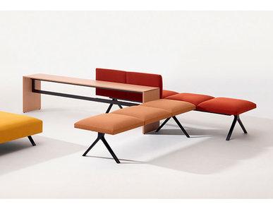 Итальянский модульный диван Kiik фабрики ARPER