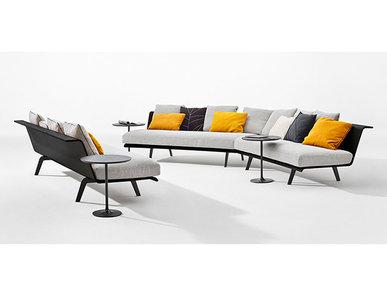 Итальянский модульный диван Zinta фабрики ARPER