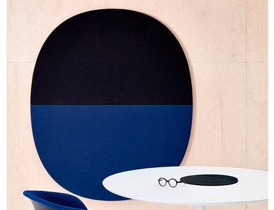 Итальянская акустическая панель Parentesit Oval фабрики ARPER
