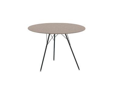 Итальянский стол Leaf H 74 фабрики ARPER