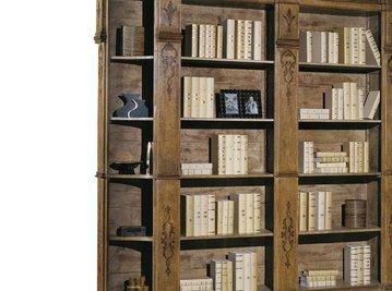 Итальянские книжные шкафы фабрики VITTORIO GRIFONI