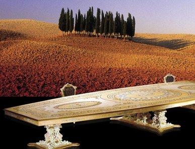 Итальянские столы для переговорных комнат фабрики Asnaghi Interiors