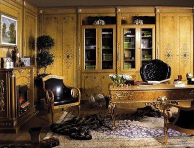 Итальянский кабинет Luxury фабрики Asnaghi Interiors