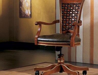 Итальянские офисные кресла Caravaggio фабрики Bello Sedie