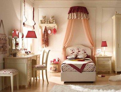 Итальянские детские комнаты Happy Night 2010 фабрики Ferretti & Ferretti