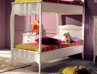 Итальянские детские и односпальные кровати фабрики COLEART