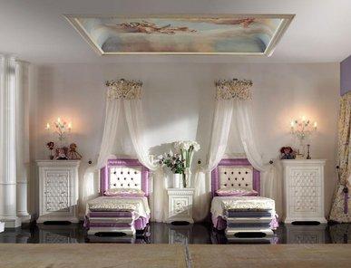 Итальянская детская комната Phedra Glamour фабрики Bakokko