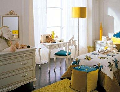 Итальянские детские комнаты для мальчиков фабрики FRARI