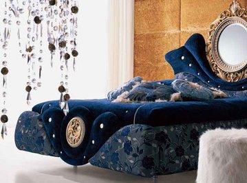 Итальянская кровать Papillon фабрика Grilli