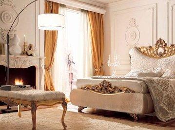 Итальянская кровать Gondola Liscio Standard фабрика Grilli