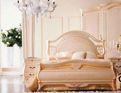Итальянская кровать RONDO фабрики GRILLI