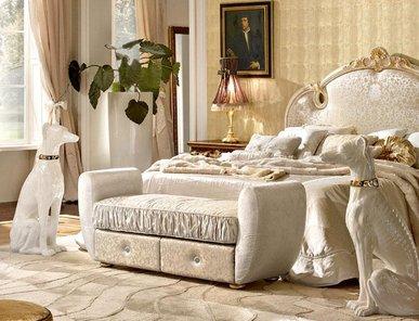 Итальянская кровать Versailles фабрики Grilli