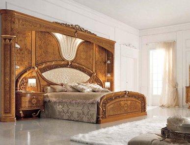 Итальянская спальня Jasmine фабрики Valderamobili