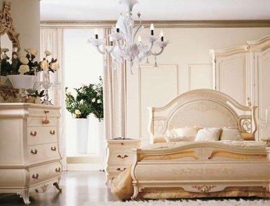 Итальянская спальня RONDO фабрики GRILLI