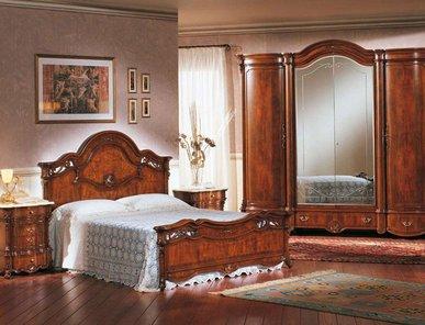 Итальянская спальня 700 ANTIQUARIATO фабрики GRILLI
