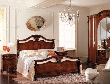 Итальянская спальня CORINZIA ANTIQUARIATO фабрики GRILLI
