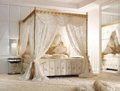 Итальянская спальня PRIVE фабрики GRILLI