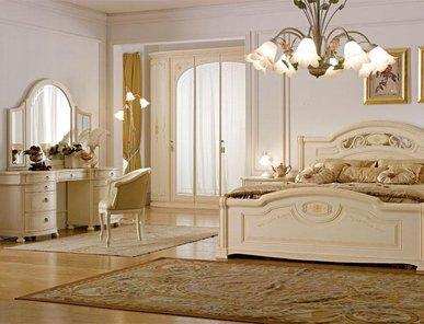 Итальянская спальня Principessa фабрики AGM