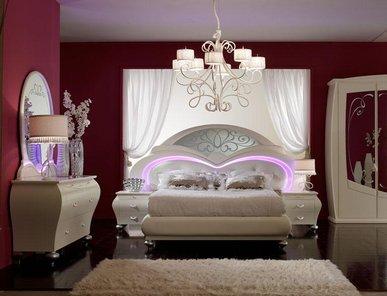 Итальянская спальня Eva фабрики AGM