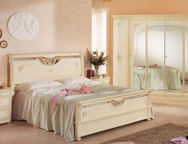 Итальянская спальня Donatella фабрики AGM