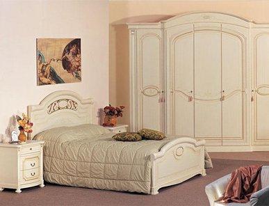 Итальянская спальня Vivaldi фабрики AGM