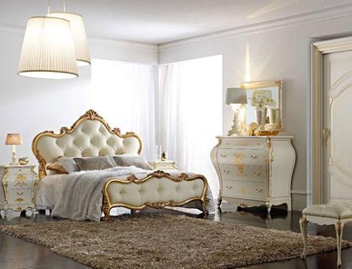 Итальянские спальни Preview фабрики AGM
