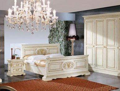 Итальянская спальня Montalcino Bianco фабрики Bakokko
